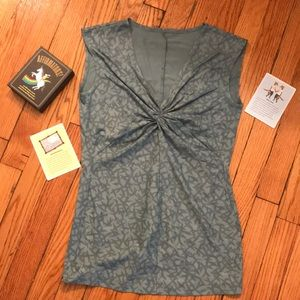 Patagonia Active Twist Front Sleeveless Top M